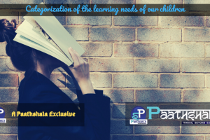Categorization of learning needs of our children (2)